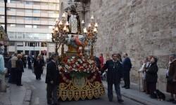 San Vicente Ferrer en el Altar del Mercat Valencia (78)