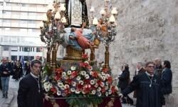 San Vicente Ferrer en el Altar del Mercat Valencia (83)