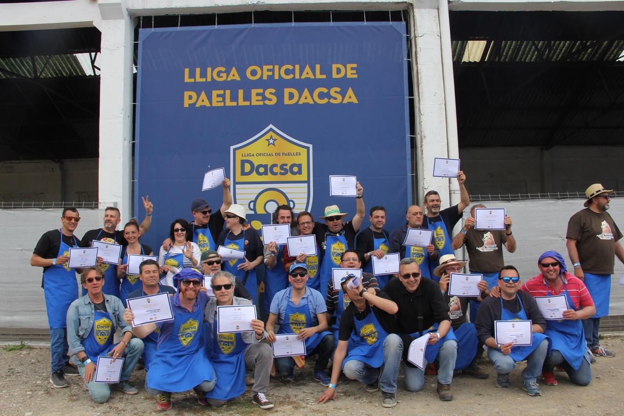 Seleccionados los 20 equipos que competirán en la final de la liga de paellas Dacsa (3)