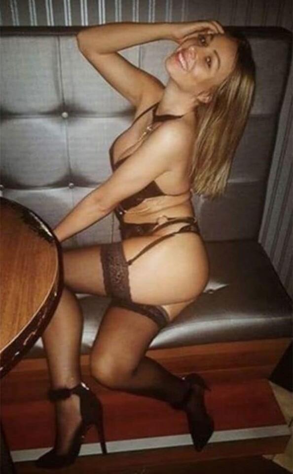 Senada Nurkic, presentadora de un canal de televisión serbio, fue despedida por prostitución (2)
