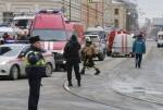 Un único atacante suicida pudo ser el autor del atentado del metro de San Petesburgo.