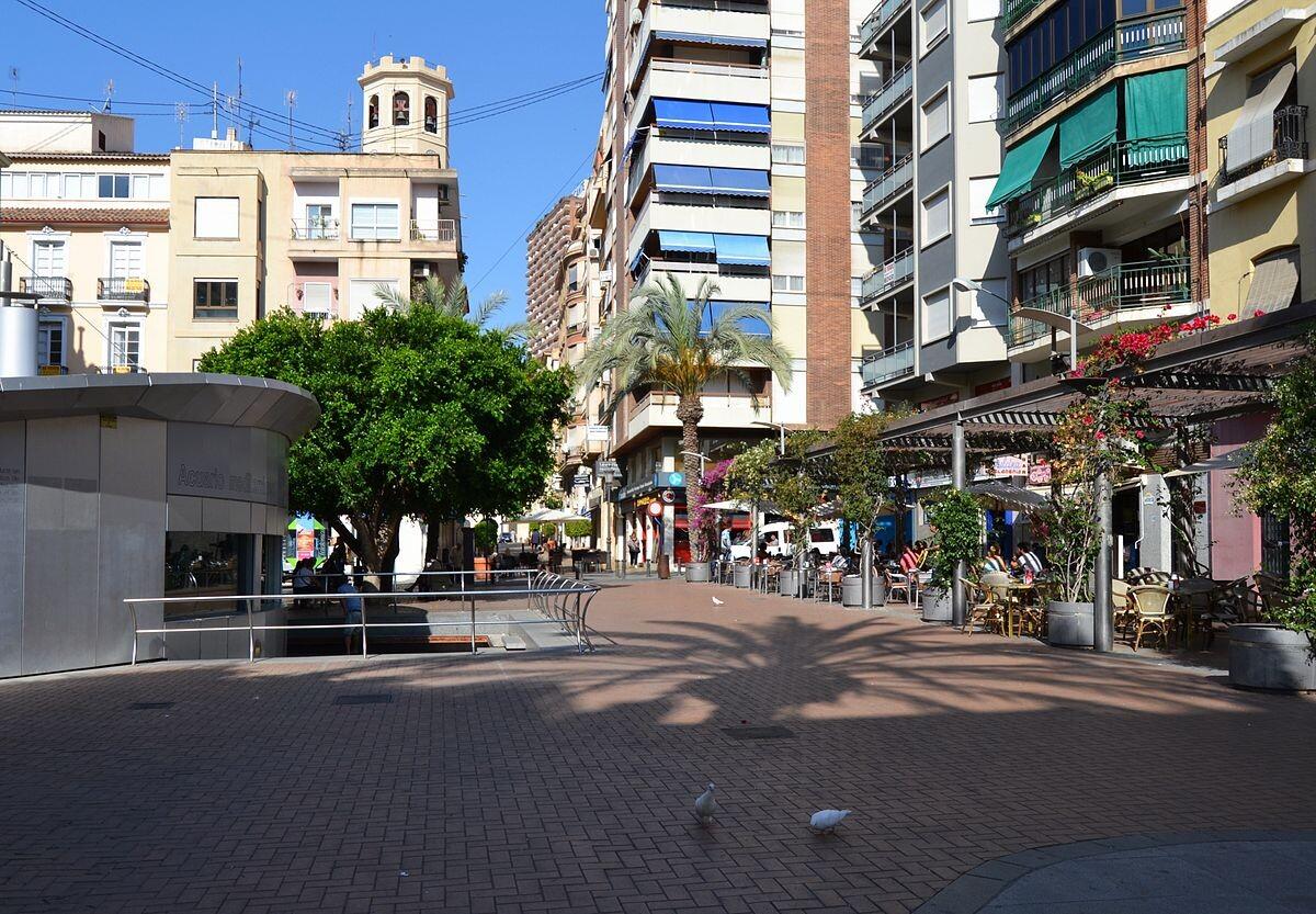 Un acuario sostenible y ejemplo de cultura medioambiental en el centro de Alicante (1)