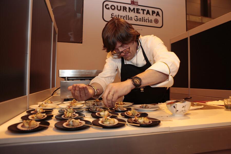 Un valenciano y un castellonense entre los finalistas para el título a la mejor tapa de España Imagen GourmeTapa EG 2 (1)