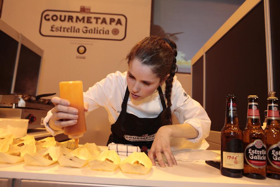 Un valenciano y un castellonense entre los finalistas para el título a la mejor tapa de España Imagen GourmeTapa EG 2 (2)