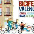 València celebrará en mayo la Bicifest actividades en barrios, formación, talleres, cine y debates-