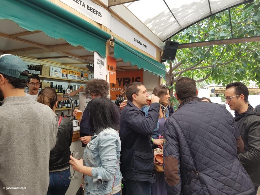 Valencia Beer Week XXLX mostra de vins i caves valencia (50)