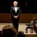 Achúcarro celebra 30 años de actuaciones en el Palau de la Música con un recital de Chopin, Brahms, Rachmáninov y Granados. (Foto-Eva Ripoll).