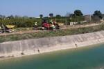 Aigües de l'horta y el Ayuntamiento de Torrent mejoran la red de agua potable en la partida La Banderilla.