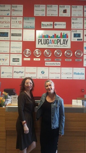 Alicia Mora, COO y Maria Pocovi, CEO.