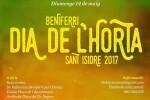Beniferri acogerá este año la celebración del Día de l'Horta. Sant Isidre 2017, en el que se reconocerá la labor de agricultoras y agricultores valencianos.