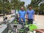 Bicicas genera 2.300 trayectos diarios en bicicleta por Castellón y alcanza su máximo histórico de usuarios