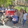 Bioparc Valencia colabora con el Sorteo de Oro d ela Cruz Roja.