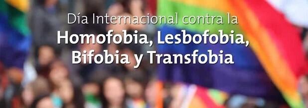 Campaña de sensibilización contra la LGTBIfobia.