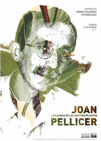 Cartell mostra Joan Pellicer