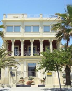 Casa Museo Blasco Ibáñez.