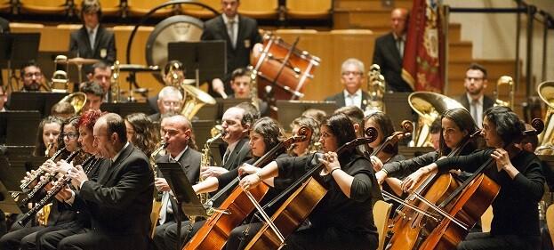 Certamen de bandas de musica. (Foto-Abulaila).