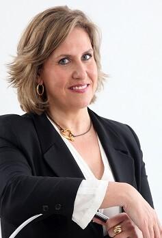 Cristina López Schlichting. (Imagen-Amaya Aznar).