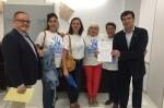 Cs respalda la petición de los padres del colegio la Purísima de Valencia de ser escuchados tras el desplante de Ribó en el Pleno.