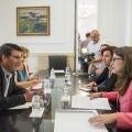 Diputación y Consell colaboran para acelerar el centro social de Lliria y el complejo sociosanitario de Bétera. (Foto-Abulaila).