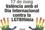 El Ayuntamiento declara los espacios municipales como lugares libres de LGTBIfòbia y machismo.