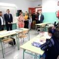 El Consell reafirma su compromiso de eliminar los barracones de los centros escolares para dignificar la educación en la Comunitat Valenciana.