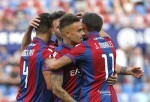 El Levante UD se impone al Girona (2-1).