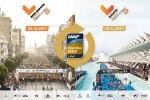 El Medio Maratón y el Maratón Valencia revalidan por segundo año la Etiqueta Oro de la IAAF.