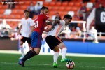 El Valencia CF golea al Osasuna en un partido brillante (4-1).