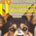 El actor Fernando Tejero también apoya el 10º desfile de perros abandonados AUPA-BIOPARC de este sábado.