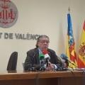 El concejal de Hacienda presentará al Pleno una moción referida a la sentencia del Tribunal Constitucional sobre el impuesto de plusvalías. (Ramón Vilar).
