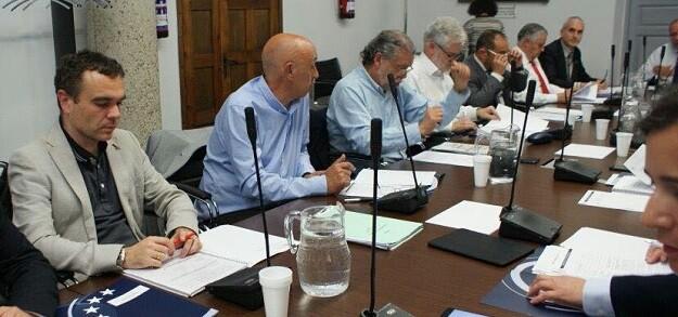 El concejal ha asistido a la reunión de la Comisión de Haciendas y Finanzas de la FEMP.