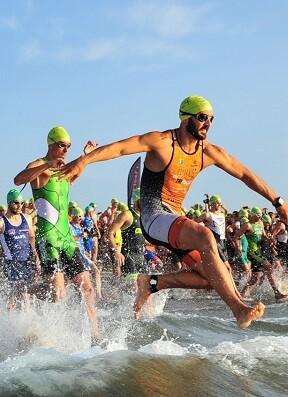 El mayor circuito de triatlón popular, el Santander Triathlon Series, arranca la temporada en Valencia el sábado 13 de mayo con cerca de 1600 triatletas.