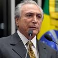 El presidente de Brasil, Michel Temer, pide la suspensión de la investigación por corrupción.