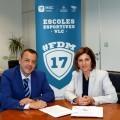 El programa de Escoles Esportives de la FDM suma la colaboración de MGC Mutua.
