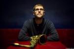 El saxofonista Víctor Jiménez grabará en directo su segundo disco. (Foto-Antonio Porcar).