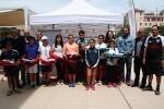 El tenis valenciano marca escuela en la segunda prueba del Valencia Tennis Tour.