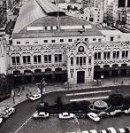 Estació del Nord de València.