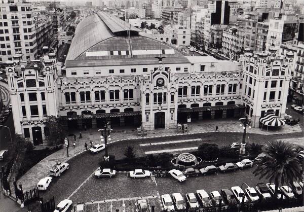 Estación en los años ochenta. (Foto Renfe).
