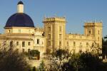 Finalizan las obras de urbanización del entorno del Museo de Bellas Artes.