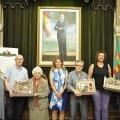 Gala del comerç veterà al ajuntament de Castelló.