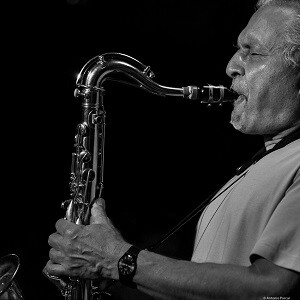 Jerry Bergonzi. (Foto Antonio Porcar).