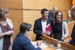 """Jorge Rodríguez """"César Sánchez hace un uso partidista de la Diputación para atacar a la educación pública"""". (Foto-Abulaila)."""