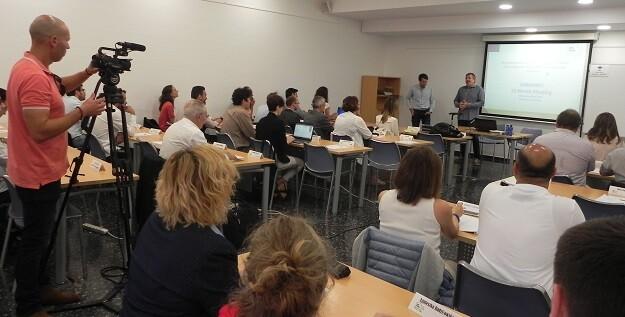 Josep Bort inauguró el encuentro.