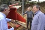 Josep Bort sitúa a Serra como 'modelo inteligente de gestión forestal'.