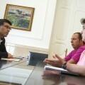 La Diputación ayudará a Fuenterrobles a reparar los caminos del término municipal dañados por las lluvias. (Foto-Abulaila).