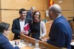 La Diputación denuncia la marginación de los valencianos y las valencianas en los Presupuestos Generales del Estado. (Foto-Abulaila).