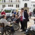 La Diputación entrega 4 vehículos adaptados para mejorar la calidad de vida de personas con discapacidad. (Foto-Abulaila).