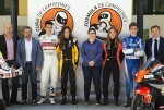 La Diputación impulsa la carrera de 50 promesas y talentos valencianos del motor a través del Circuit. (Foto-Abulaila).