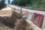 La Diputación inicia la rehabilitación y mejora de los puentes de la CV-655 de Ontinyent a Fontanars.