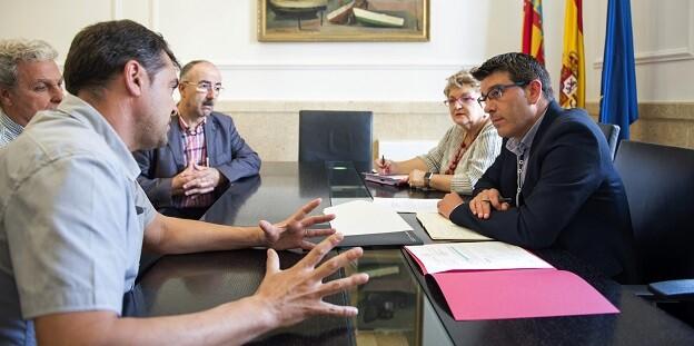 La Diputación participará en una muestra sobre las primeras escuelas de maestras y maestros de Valènciar. (Foto-Abulaila).